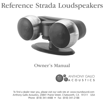 Reference Strada
