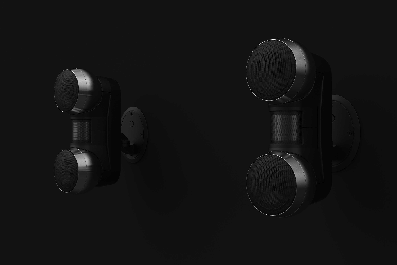 Strada-2-Side-Stainless-Black-Background